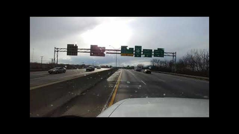 Дальнобой США :: Ужасная авария в Огайо ! Замешано более 20 машин Ohio pile up on i 71 North