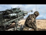 US Soldiers Shooting the Fantastic M119A3 &amp M777 Howitzers