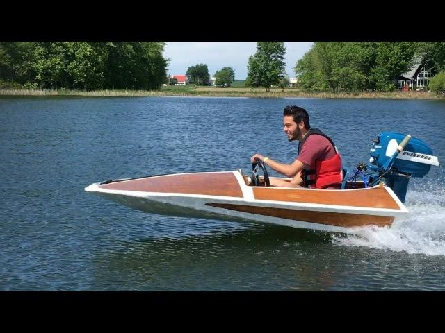 Minimost-small hydroplane 8'