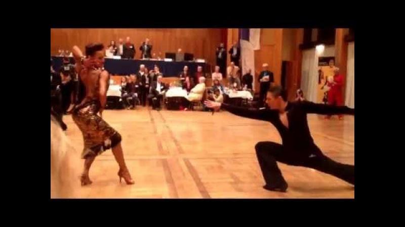 Balan / Moshenska Imametdinov / Bezzubova (Final Rumba) - S Latein LM TBW