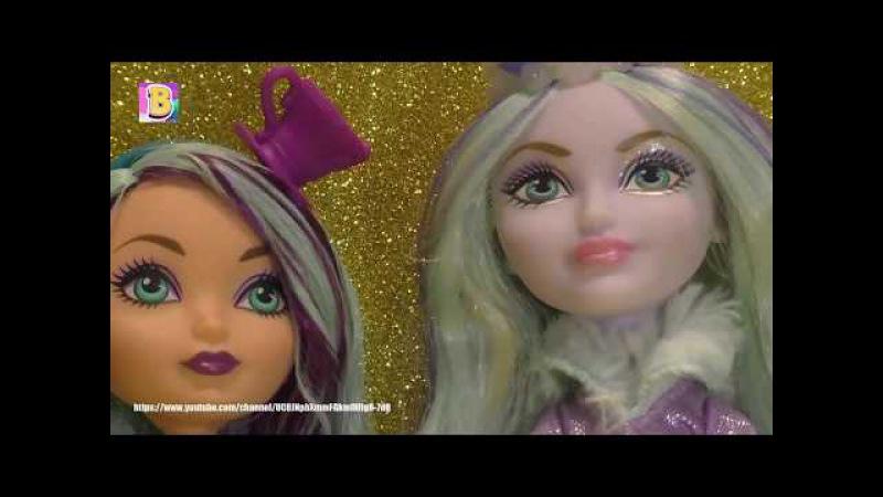 Коллекция КУКОЛ Много Кукол Открываем Кукол Из Разных Мультиков Сборник Видео О...