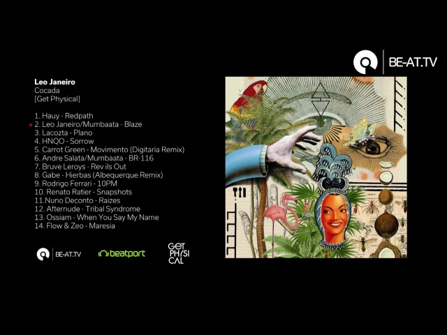 First Spins: Get Physical Presents - Cocada | Compiled by Leo Janerio (BE-AT.TV)