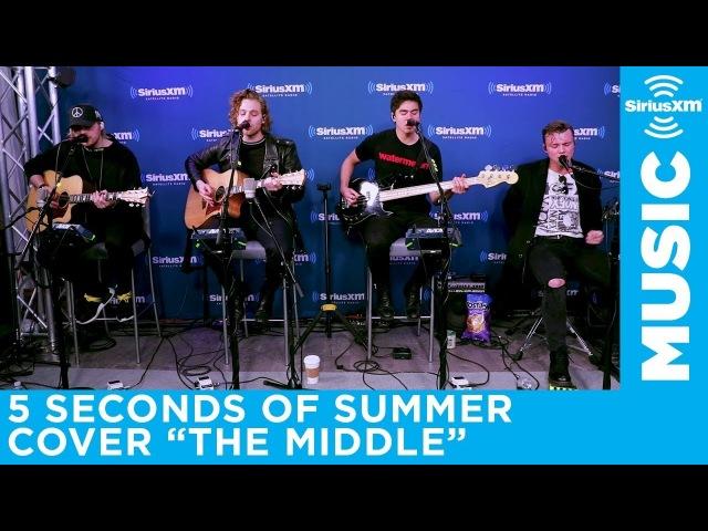 5 Seconds Of Summer cover Zedd, Maren Morris Grey on Hits 1