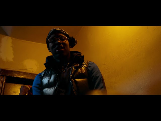 Bory French - Countin (Music Video) [Shot by Vintage Modern]
