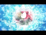 FREE After Effects Template | Merry Christmas Celebration Logo