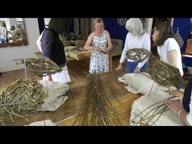 LINLEY Willow Weaving Workshop