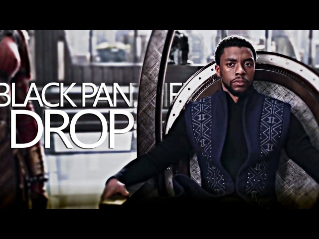 T'Challa | Drop [Black Panther]