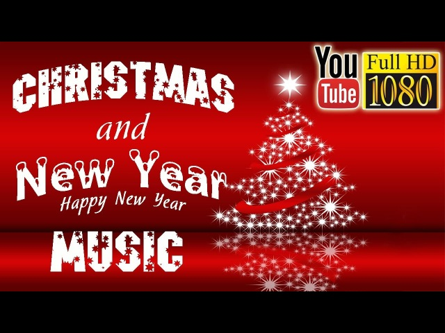 1 hour ✯ The Best CHRISTMAS Fireplace ✰ Christmas Eve Music for Happy Holidays ❅ NEW YEAR Music