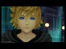 Kingdom Hearts 2 8 Cutscene Roxas's Grief