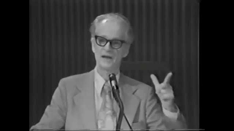 Б Ф Скиннер читает лекцию Психиатрам и Психологам Часть 1 7  » онлайн видео ролик на XXL Порно онлайн