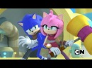 Sonamy Moments In Sonic Boom Compilation