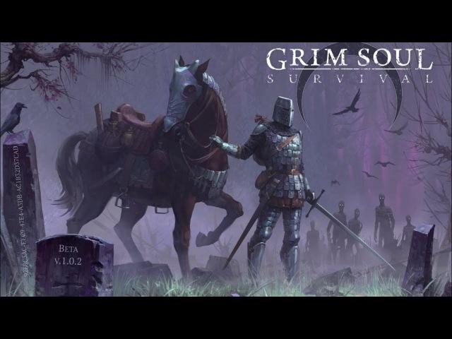 Grim Soul- Крутой симулятор выживание в духе Last Day on Earth