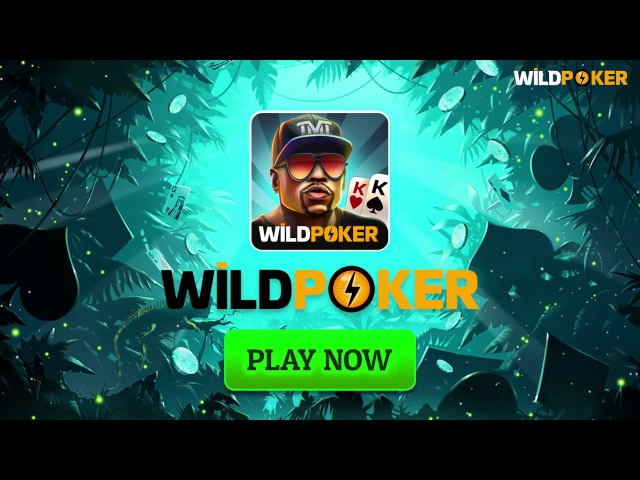 Wild Poker - Floyd Use his Power UP