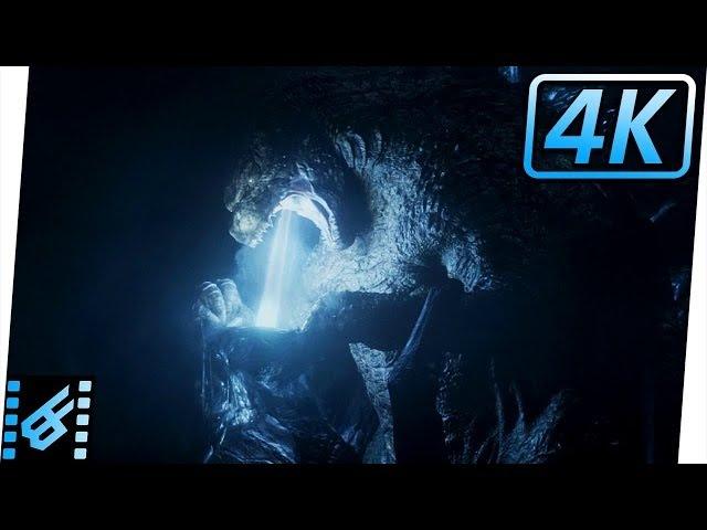 Godzilla vs MUTOs (Part 2) | Godzilla (2014) Movie Clip