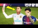 FIFA 18 ФЕЙЛЫ И ПРИКОЛЫ l FAILS #1