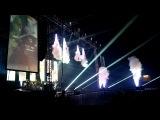 Marco Hietala &amp Floor Jansen - Oi Joulunajan ihmiset (Live 2017)