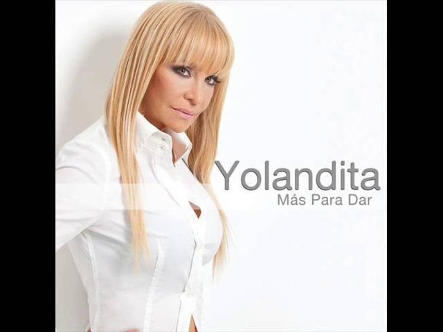Yolandita Monge Eres Tu 2012