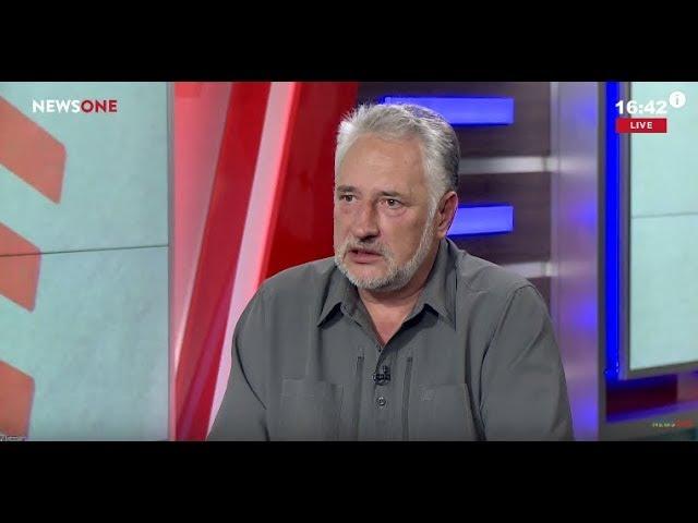 Жебривский: человека с паспортом Л/ДНР никогда не будет в украинской политике 22...