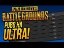 ЧТО БУДЕТ ЕСЛИ ИГРАТЬ В PUBG НА ULTRA ГРАФИКЕ? - Battlegrounds