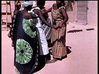 Horendi (1972) Jean Rouch; Documentary on African Dance Ritual