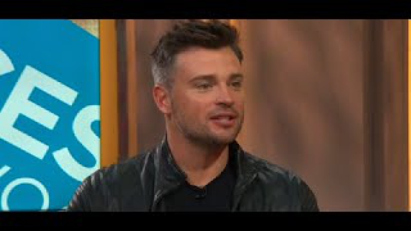 Tom Welling interview for The Choice