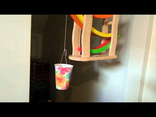 Easy Rube Goldberg machines