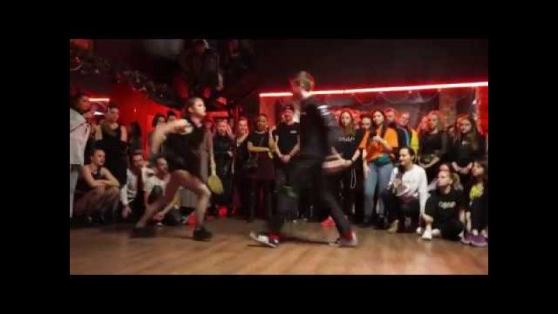 Yana Stas - Black Swan   Kari Gyal B-Day   Dancehall princess show
