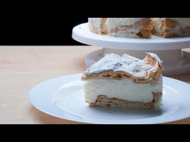НЕЖНЕЙШИЙ Торт Карпатка ОЧЕНЬ лёгкий в приготовлении