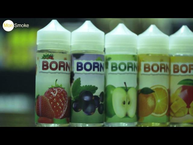 Жидкость Born горячая новинка зимы MonОбзор 63
