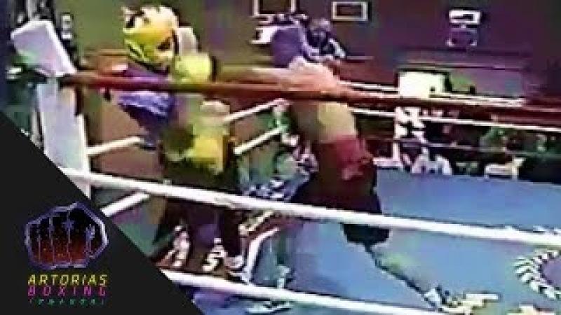 Floyd Mayweather Jr vs Paul Spadafora Full Sparring Session Enhanced Footage