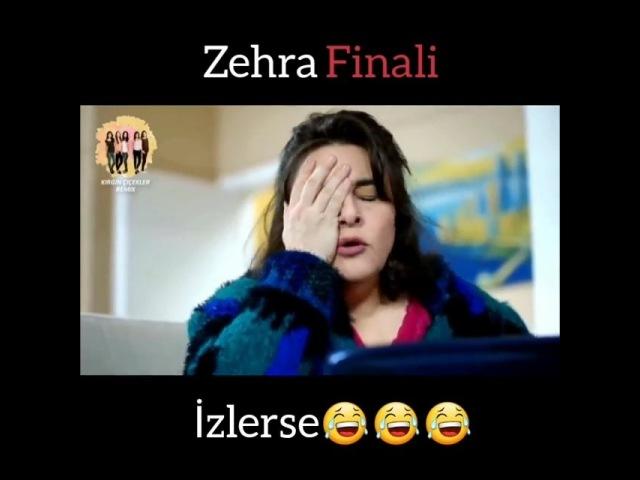 """Biran Damla Yılmaz🔝. on Instagram: """"- Zehra finali izlerse😂😂. kirgincicekler , @kcbaku"""""""