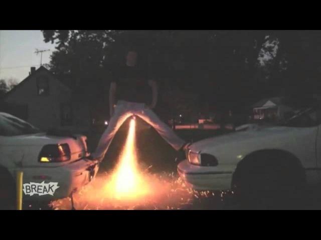 Firework Fail Compilation
