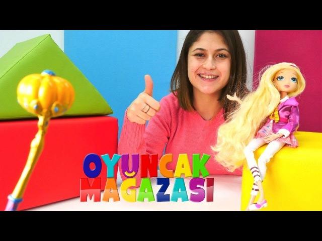 Ayşenin oyuncak mağazası. Regal Akademi kız oyuncakları.
