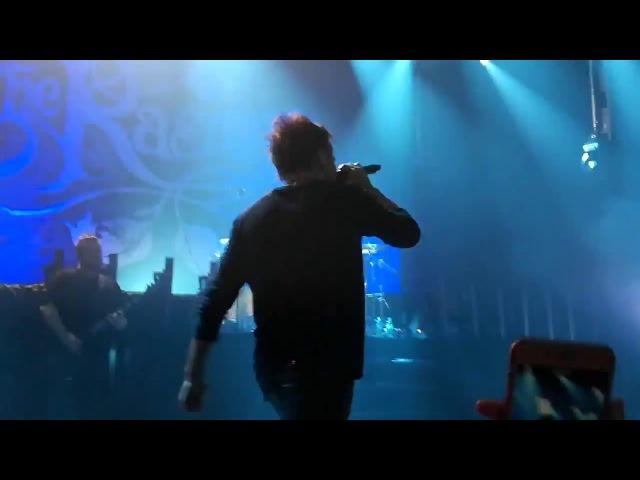The Rasmus - Immortal/ Russia, Novosibirsk 16/03/2018