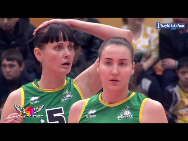 [HD] Uralochka vs Dynamo-metar | 25-11-2017 | Russian Superleague Womens Volleyball 2017/2018
