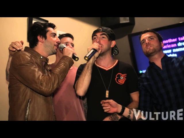 All Time Low Karaoke-fy Dear Maria, Count Me In
