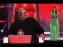 Ирина Буренкова Woman In Love Влюбленная женщина - Голос 3 сезон