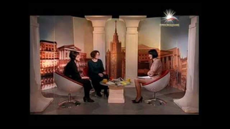 Наследие Валентина Катаева / телепрограмма ПРОсвет / телеканал ПРОСВЕЩЕНИЕ