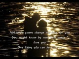 Nothing's Gonna Change My Love For You - Glenn Medeiros lyrics