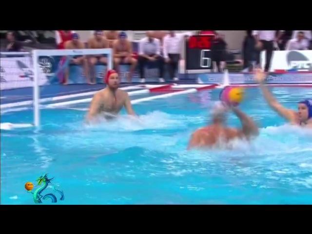 Water polo Удар по воротам 179