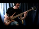 MONUMENTAL TORMENT- NEW SONG (DEMO)- BASS COVER (HD 1080p)