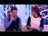 Idina Menzel Frozen BBC The One Show 2014