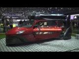 Live from Geneva 2018 - PAL-V Flying car LIBERTY