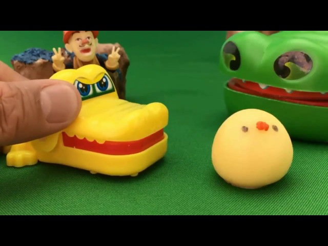 Chick's Toys Learn color Boonie Bears Toys Crocodile Toys for Kids