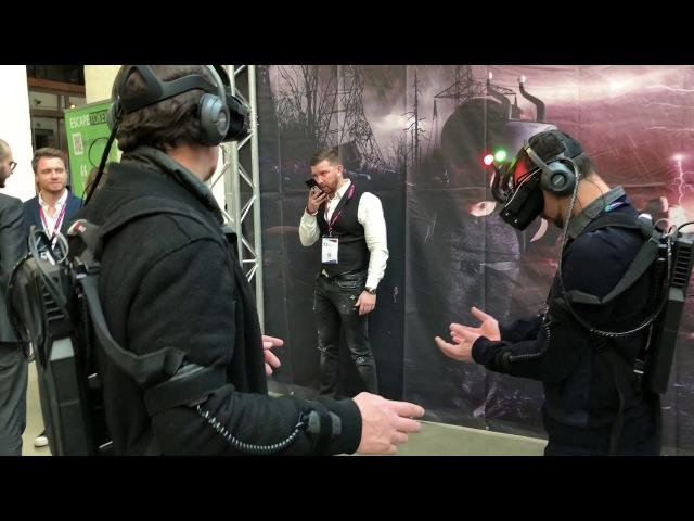 The Psycho Compagny dévoile ses solutions pour une VR plus immersive