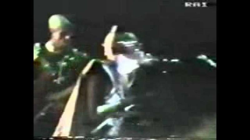 Rockets-synthetic man-discostadio1980-San Siro(Milano)