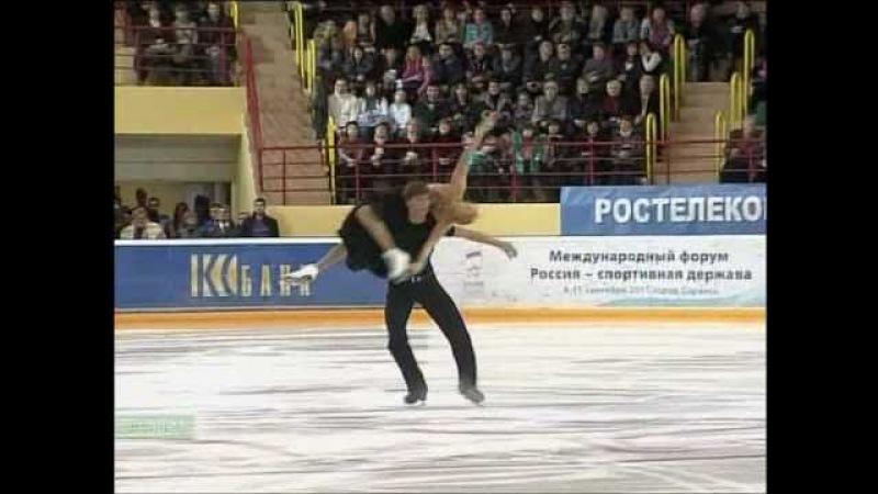 Ekaterina BOBROVA Dmitri SOLOVIEV 2011 Gala Russian Nationals