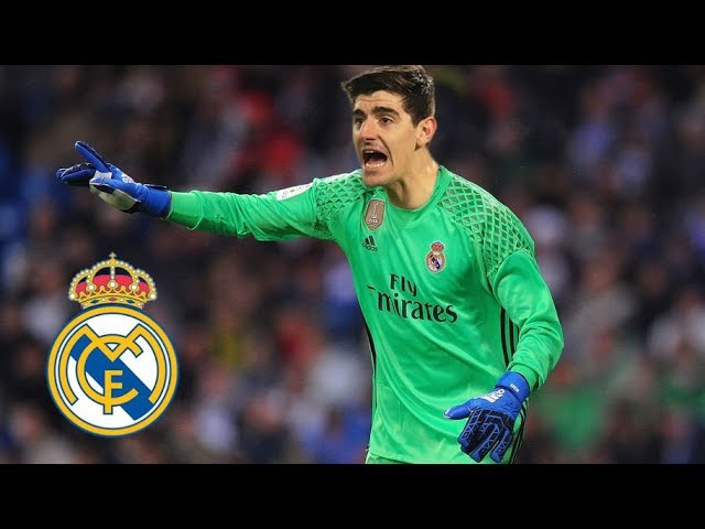 Thibaut Courtois Welcome to Real Madrid Courtois Going to Real Madrid 2018