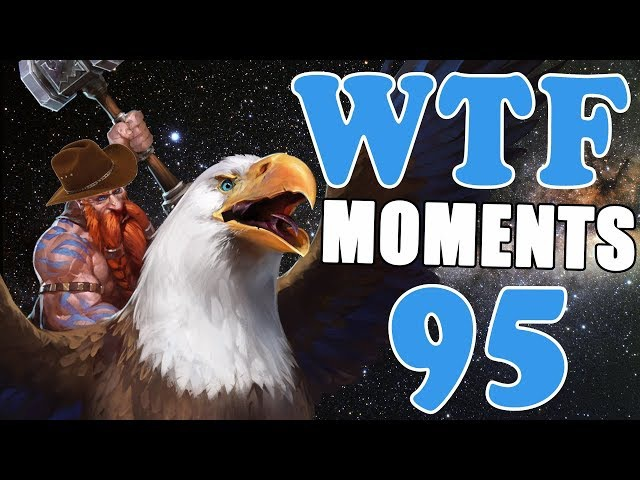 Heroes of The Storm WTF Moments Ep.95