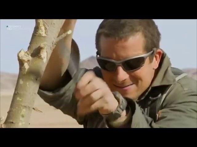 Выжить Любой Ценой 1сезон 2 серия HD Северная Африка Man vs Wild